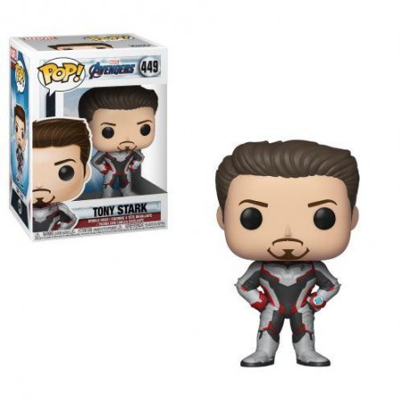 Figurine Pop Tony Stark (Avengers Endgame)