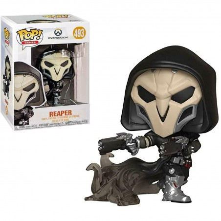 Figurine Pop Reaper Wraith (Overwatch)