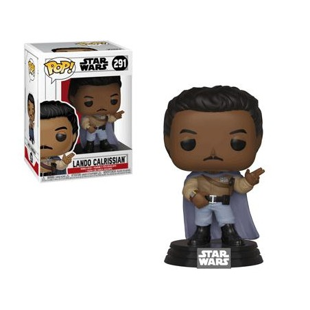 Figurine Pop General Lando (Star Wars)