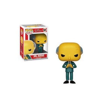Figurine Pop Mr Burns (Les Simpson)