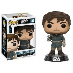 Funko Pop! Star Wars - Rogue One - Captain Cassian Andor
