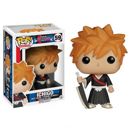 Figurine Pop Ichigo (Bleach)