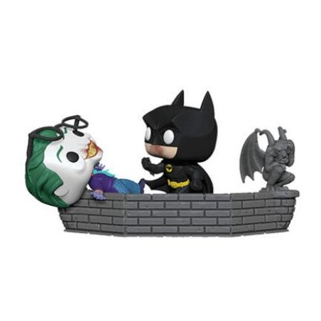 Figurine Pop Movie Moment Batman et Joker (Batman 80th)