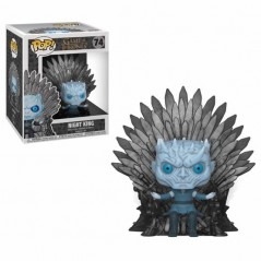 Figurine Pop Night King on Iron Throne (Game Of Thrones)