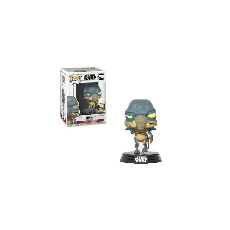 Figurine Pop Watto Galactic Convention (Star Wars)