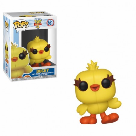 Figurine Pop Ducky (Toy Story 4)