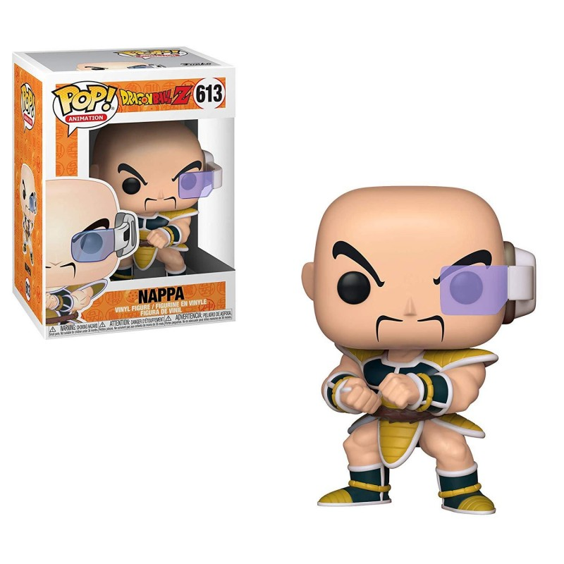 Figurine Pop Nappa (Dragon Ball Z)