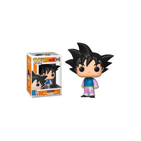 Figurine Pop Goten (Dragon Ball Z)