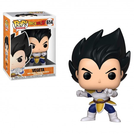 Figurine Pop Vegeta (Dragon Ball Z)