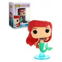 Figurine Pop Ariel with bag (Disney La Petite Sirène)