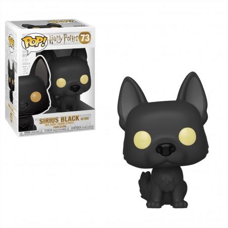 Figurine Pop Sirius Black As Dog (Harry Potter)