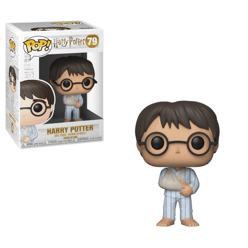 Figurine Pop Harry Potter En Pyjama (Harry Potter)