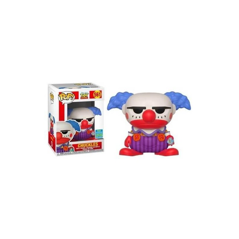 Figurine Pop Chuckles SDCC Exclusive (Toy Story)