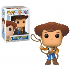 Figurine Pop Sheriff Woody (Toy Story 4)