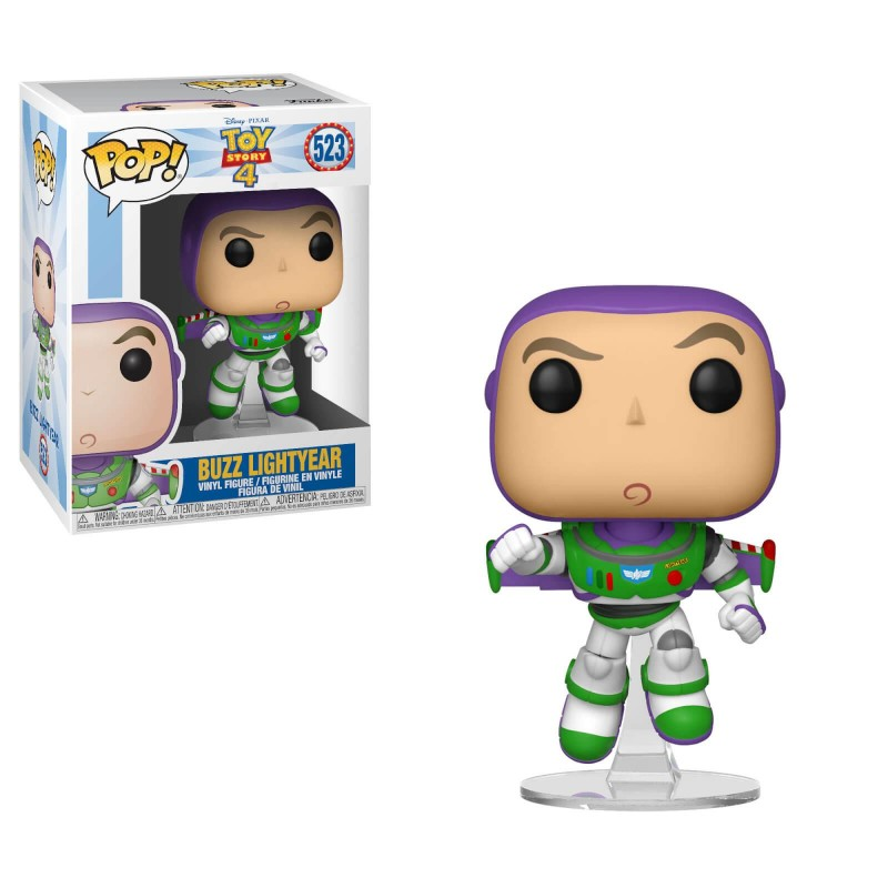 Figurine Pop Buzz Lightyear (Toy Story 4)