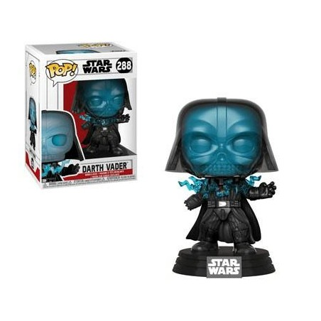 Figurine Pop Dark Vador Electrocuted (Star Wars)