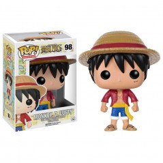 Figurine Pop Monkey D. Luffy (One Piece)