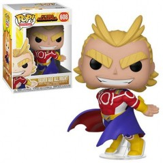 Figurine Pop Silver Age All Might (My Hero Academia) -  Figurines Pop My Hero Academia