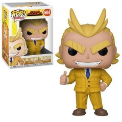 Figurine Pop All Might Teacher (My Hero Academia)