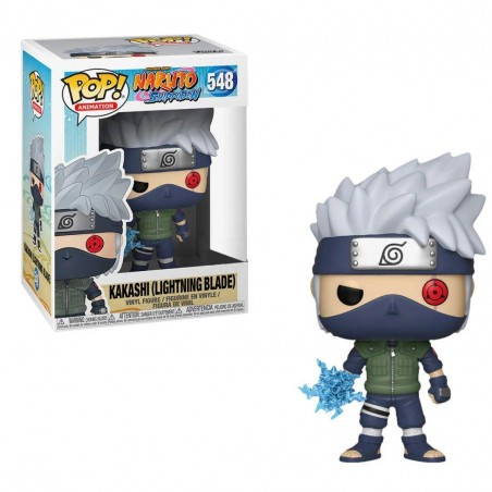 Figurine Pop Kakashi Lightning Blade Exclusive (Naruto Shippuden)