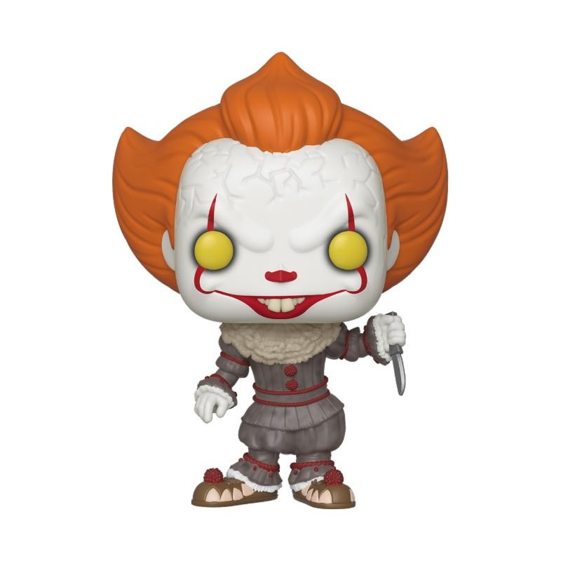 Figurine Pop Pennywise with Blade Exclusive (IT) -  Figurines Pop Horreur