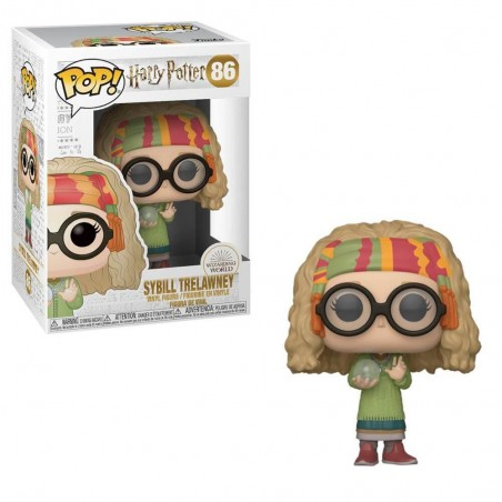 Figurine Pop Professor Sybill Trelawney (Harry Potter)