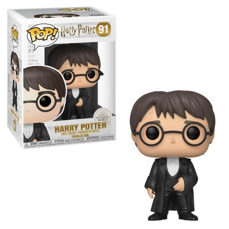 Figurine Pop Harry Potter Bal de Noël (Harry Potter)