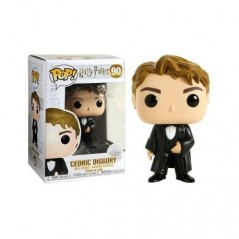 Figurine Pop Cedric Diggory Bal de Noël (Harry Potter)