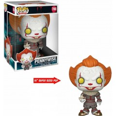 "Figurine Pop Pennywise 10"" (It)"