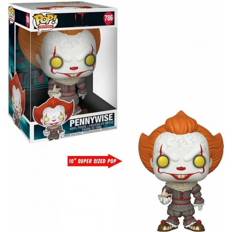 """Figurine Pop Pennywise 10"""" (It)"""