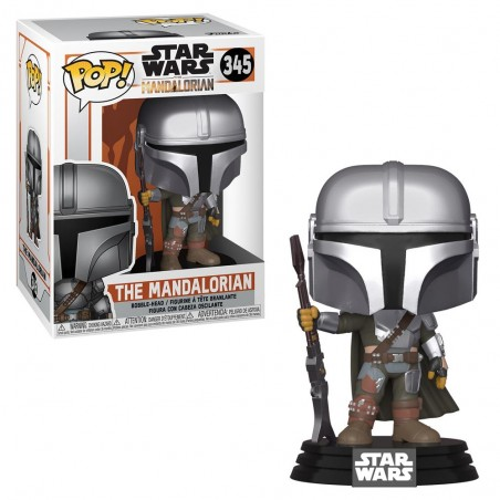 Figurine Pop The Mandalorian (Star Wars Mandalorian)