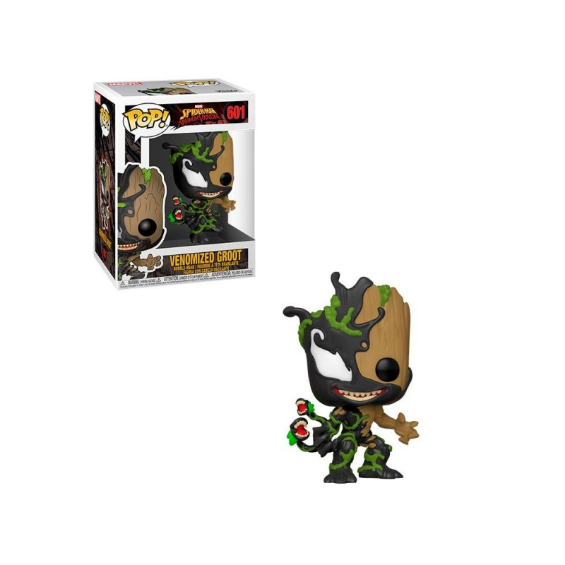 Figurine Pop Venom Groot (Marvel)