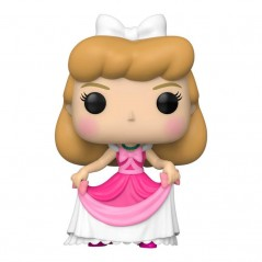Figurine Pop Cendrillon Robe Rose (Disney)