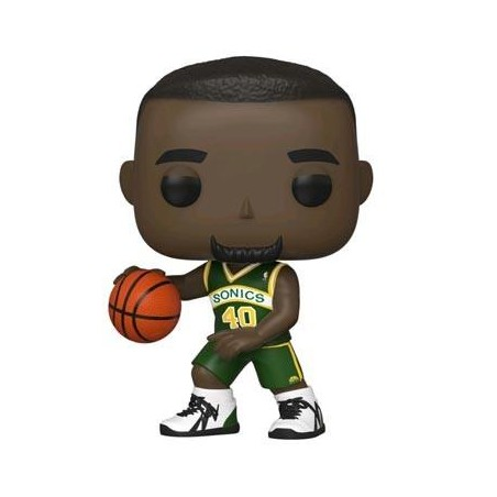 Figurine Pop Shawn Kemp Exclusive ECCC 2020 (Seattle Supersonics)