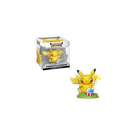 Funko Pop A Day with Pikachu - Sparking Up a Celebration
