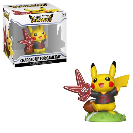 Funko Pop A Day with Pikachu - Charged Up For Game Day