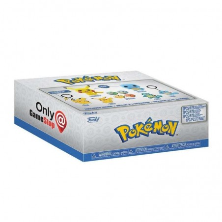 Funko Box Pokemon Exclusive Gamestop