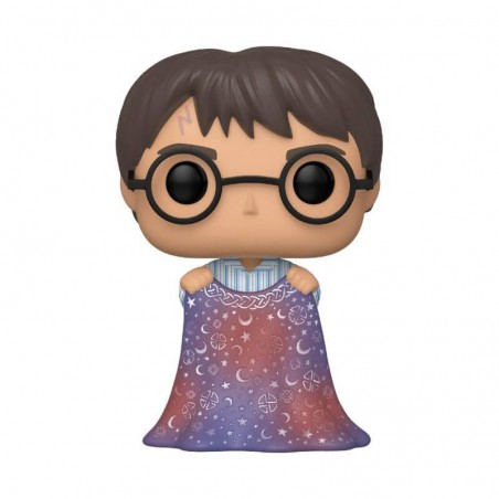 Funko Pop Harry Potter avec Cape D'invisibilité (Harry Potter)
