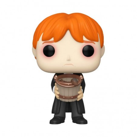 Funko Pop Ron Weasley Vomissant Des Limaces (Harry Potter)