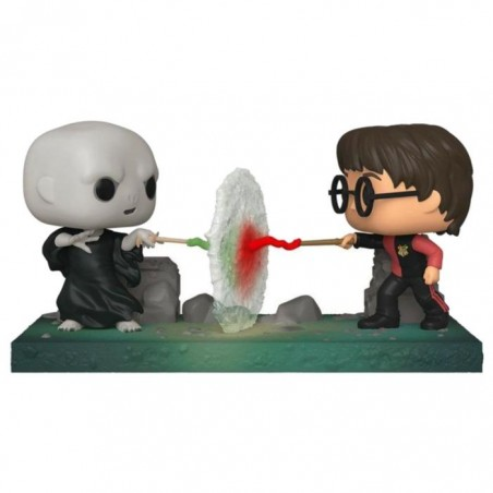 Funko Pop Harry Potter VS Voldemort Movie Moment (Harry Potter)