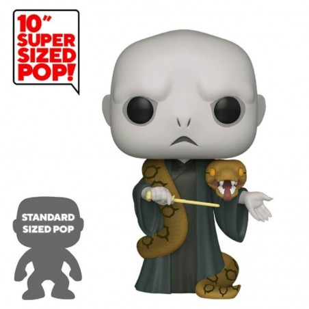 "Funko Pop Voldemort Avec Nagini 10"" (Harry Potter)"
