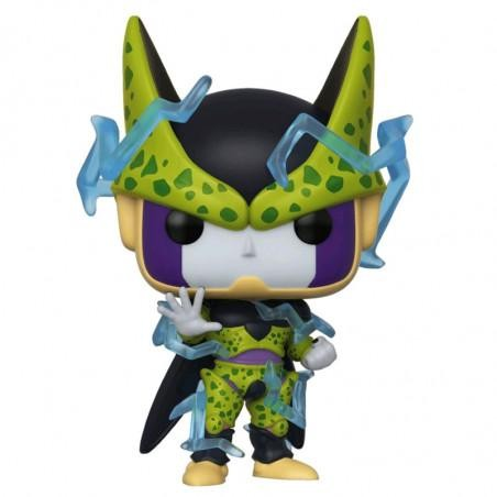 Funko Pop Perfect Cell ECCC 2020 Exclusive (Dragon Ball Z)