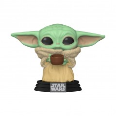 Funko Pop The Child with cup (Star Wars Mandalorian)
