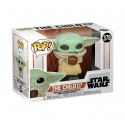 Figurine Pop The Child with cup (Star Wars Mandalorian)