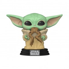 Funko Pop The Child with frog (Star Wars Mandalorian)