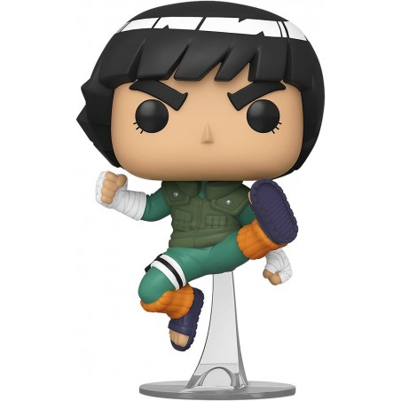 Figurine Pop Rock Lee Exclusive (Naruto Shippuden)