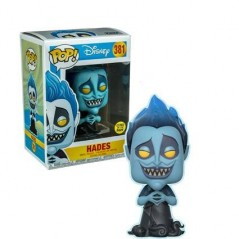 Figurine Pop Hades Exclusive GITD (Disney Hercules)