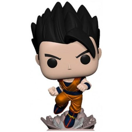 Figurine Pop Gohan Metallique Exclusive (Dragon Ball Super)