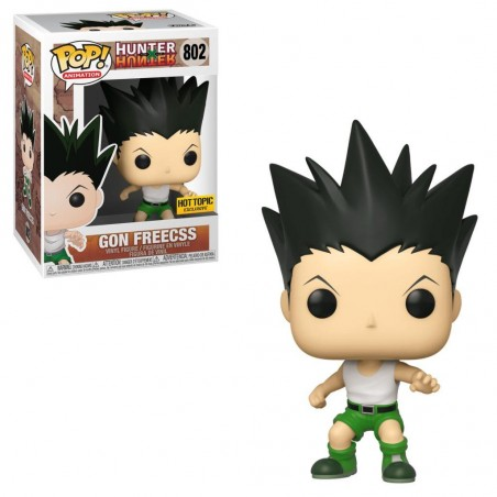 Figurine Pop Gon Freecss Exclusive (Hunter x Hunter)