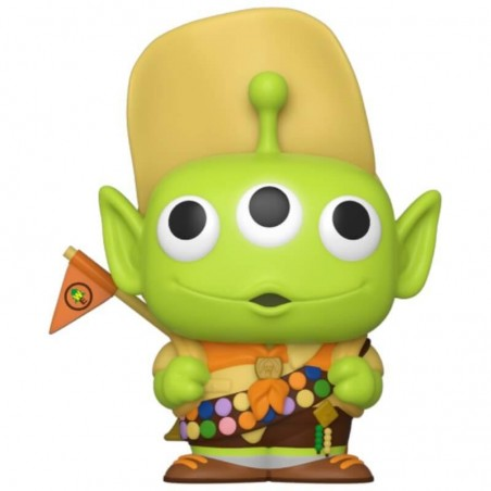 Figurine Pop Alien as Russell (Pixar Alien Remix)